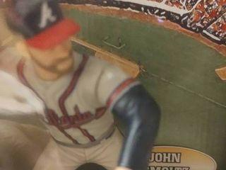 John Smoltz Figurine 1998 New