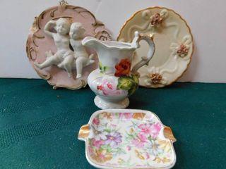 Porcelain Decor lot