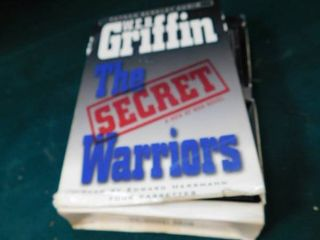 Audiobook   Secret Warriors  4 ea