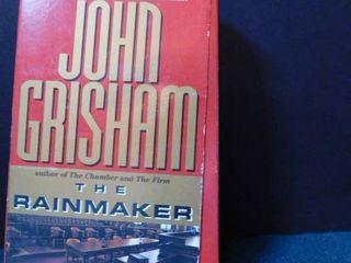 Audiobook    The Rainmaker