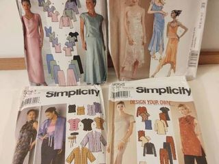 Womens Sewing Patterns NEW Size 14 20