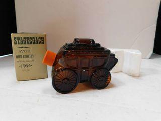 Avon   Stagecoach  pair