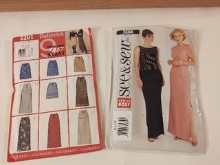 Womens Sewing Patterns NEW Size 20 24