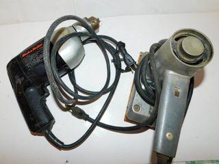 Misc  Tool lot   Orbital Sander   Drill