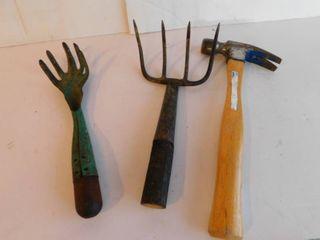 Misc  Tool lot   Gardening Supplies