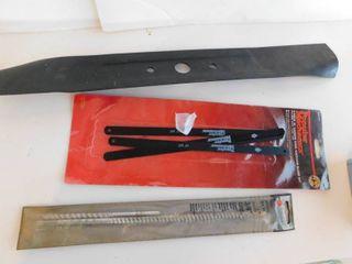Mower Blade   Masonry Drill Bit