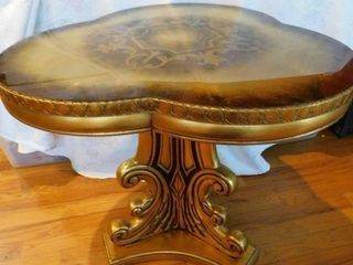 Elegant Accent Table