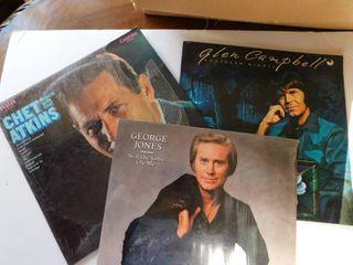 1046 3 vintage albums Chet Atkins r