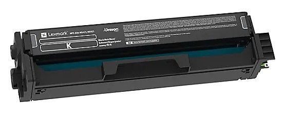 lexmark High Yield Black Original Toner Cartridge lRP