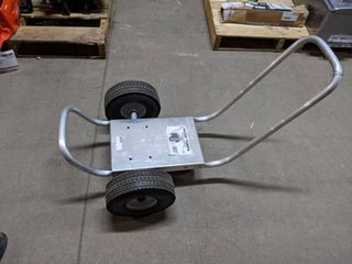 Pacer Water Pump Wheel Cart  up to 6 5 HP Engines NEW AND UNUSED