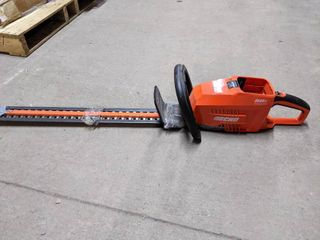 ECHO CHT 58V2AH 58V Hedge Trimmer  NEW AND UNUSED  tool only