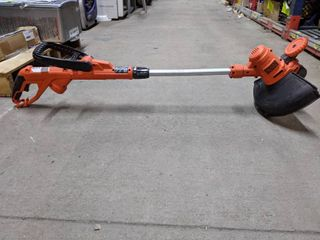 BlACK AND DECKER GH900 14 INCH 6 5 AMP ElECTRIC STRING TRIMMER   EDGER  NEW AND UNUSED