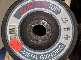 20  5  METAl GRINDING WHEElS