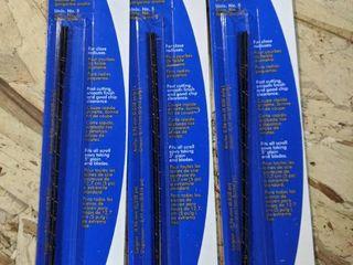 RYOBI SCROll SAW BlADES 360 blades