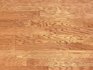 Heritage Mill   Red Oak Natural 3 8 in  Thick x 4 1 4 in  Wide x Random length Engineered Click Hardwood Flooring  20 sq  ft   case