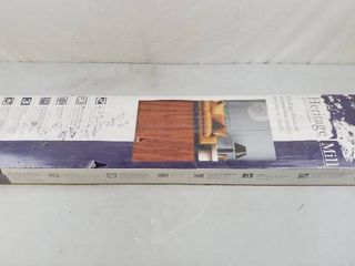 Heritage Mill   Oak Harvest 3 8 in  Thick x 4 1 4 in  Wide x Random length Engineered Click Hardwood Flooring  20 sq  ft    case