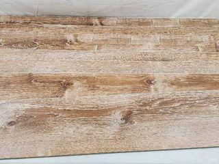 lifeproof   Woodacres Oak 8 7 in  W x 47 6 in  l luxury Vinyl Plank Flooring  20 06 sq  ft Case