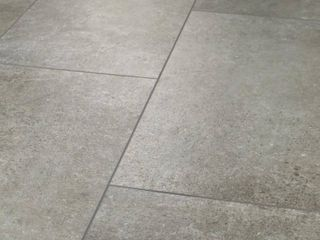 Vista Atlantic Grey 12 in  x 24 in  luxury Vinyl Tile  15 83 sq  ft