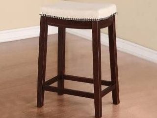 Copper Grove Willamette Backless Counter Stool Counter Height 23 28 in  Single Black