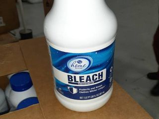 Kroger Home Sense Concentrated Bleach  Case of 12