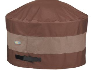 Duck Cover Ultimate Round Fire Pit Cover up to 68in DIA
