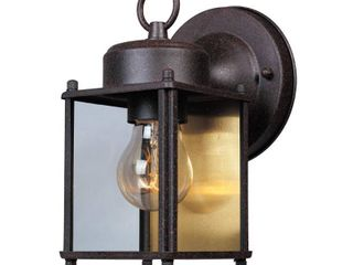 Designers Fountain 1161 RP Value Collection Wall lanterns  Rustic Patina