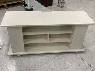 Oatmeal Entertainment Stand 15x23x47