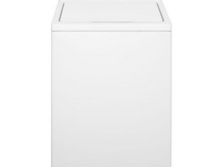 Whirlpool 4 3 cu  ft  High Efficiency White Top load Washing Machine with Quick Wish
