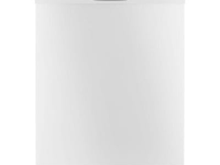 Amana 63 decibel front control 24 inch built in dishwasher white