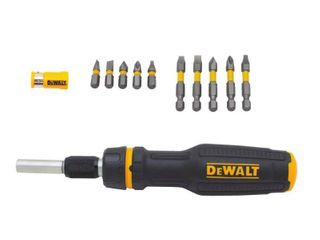 DEWAlT MAXFIT Telescoping Ratcheting Multi Bit Screwdriver