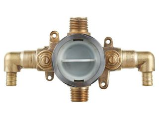 FlASH VAlVE ROUGH W ElB PEX CRMP W SS