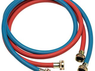 Everbilt 5 ft  Red and Blue Fill Hose