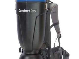 6 qt  Comfort Pro Backpack Vacuum Cleaner