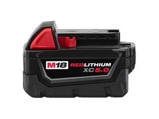 Milwaukee M18 Redlithium Xc 5 0Ah Battery