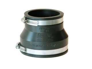Fernco Inc P1056 43 4 Inch by 3 Inch Stock Coupling