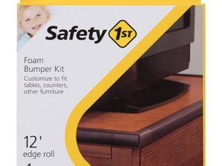 Safety 1st Foam Bumper Kit   Brown
