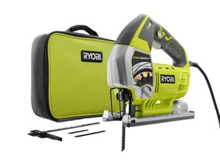 RYOBI JS651l1 6 1 Amp Variable Speed Orbital Jigsaw With Speed Match