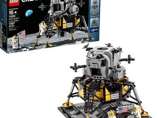 lEGO Creator Expert NASA Apollo 11 lunar lander 10266 Building Kit