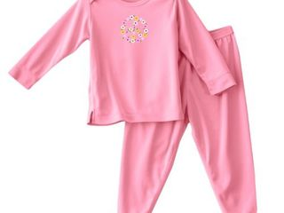 HAlO Comfortluxe 2 Piece Set Silky  Pink Peace  0 3 Months Multi Colored