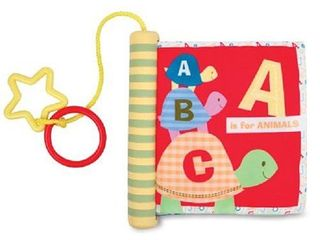 A is for Animals Soft Book by Kids Preferred