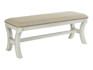OSP Home Furnishings Monaco Bench  Retail  144 95
