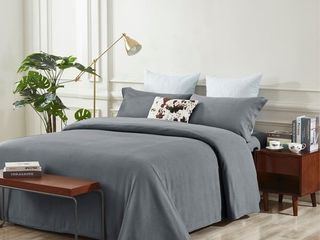 Warm and Cozy Microfleece Sheet Set  Retail  52 99