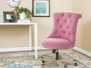 Hannah Tufted Office Chair