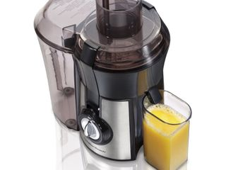 Hamilton Beach Big Mouth Pro Juice Extractor RE CERTIFIED  Retail  59 88