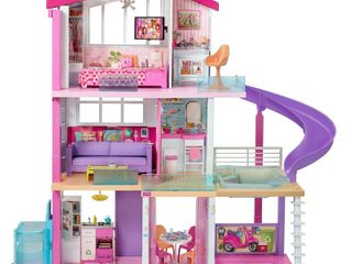 Barbie Dreamhouse Dollhouse with Wheelchair Accessible Elevator  Retail  236 99