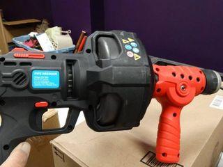 110V Pipe Dredger