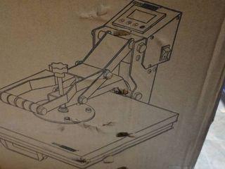 Seeutek 16 x16  Heat Press Machine