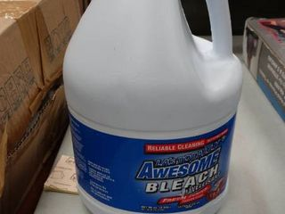 Bottle of lA s Totally Awesome Bleach