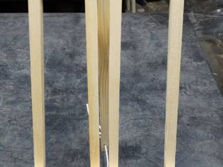 lot of Wooden Display Stands