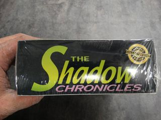 Collectors Set limited Edition of The Shadow Chronicles